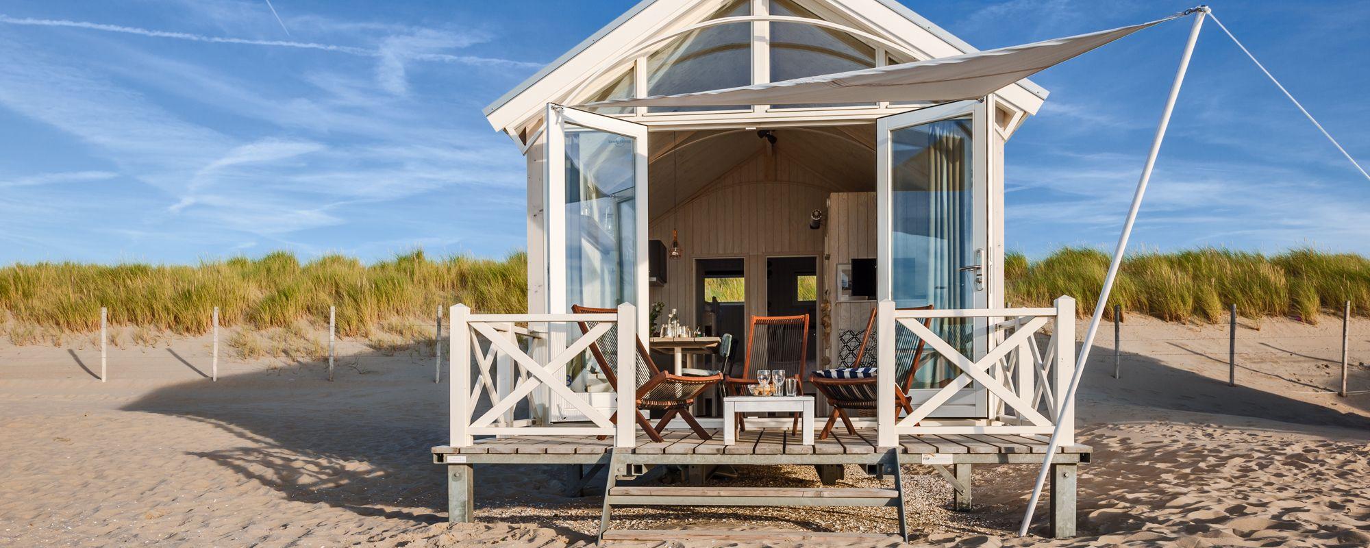 huisje-strand