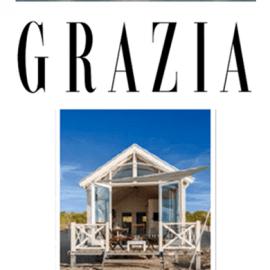 Frans magazine Grazia op bezoek