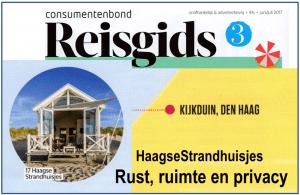 Strandhuisjes in Consumentengids