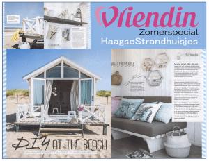 magazine Vriendin zomerspecial