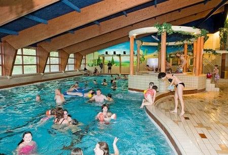 zwembad Vakantiepark Kijkduin