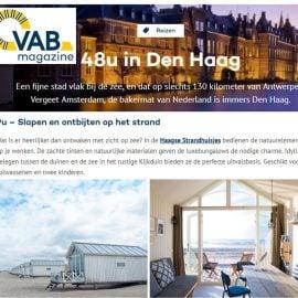 VAB-magazine duikt Den Haag in