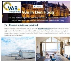 VAB magazine